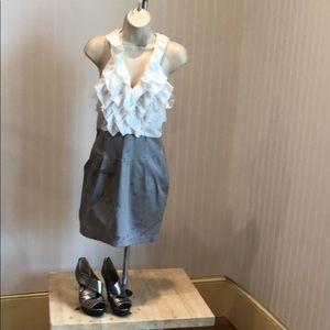 Flirty Tback Mini Dress